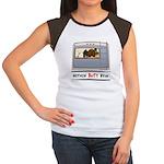 Nothin' Butt RVin' Women's Cap Sleeve T-Shirt