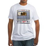 Nothin' Butt RVin' Fitted T-Shirt