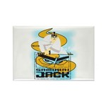 Samurai Jack Rectangle Magnet (100 pack)
