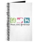 Peace, Love, Greyhounds Journal
