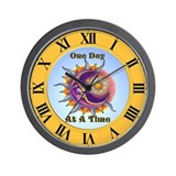 Alcohol addiction Wall Clock