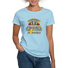 Captain Planet Power T-Shirt
