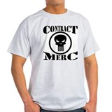 Contract Merc Skull T-Shirt