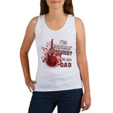 I'm Rockin' Burgundy for my D Women's Tank Top