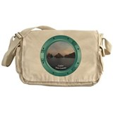 Cabo Sunset Porthole Messenger Bag