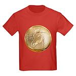 Year of the Horse Kids Dark T-Shirt