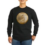Year of the Horse Long Sleeve Dark T-Shirt