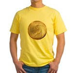 Year of the Horse Yellow T-Shirt