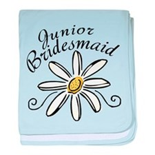 Daisy Jr Bridesmaid baby blanket