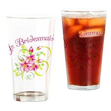Junior Bridesmaid Drinking Glass