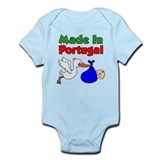 Made In Portugal Boy Infant Bodysuit