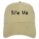 Bite Me Design Baseball Cap