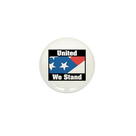United We Stand Mini Button