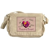 Respiratory Therapy XXX Messenger Bag