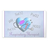 Respiratory Therapy XXX Bumper Stickers