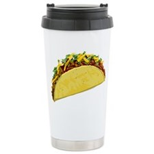 Taco Ceramic Travel Mug