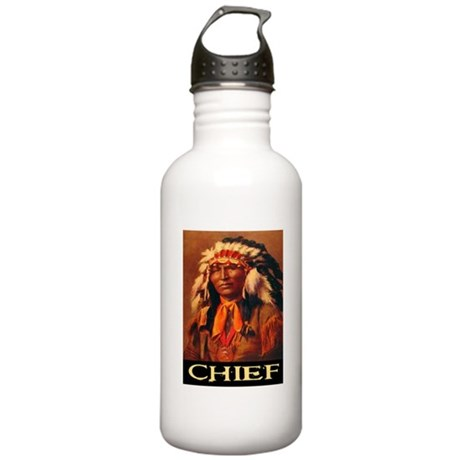 CHIEF Stainless Water Bottle 1.0L