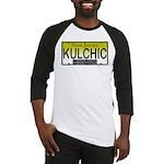 KULCHIC NJ Vanity Plate Baseball Jersey