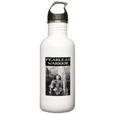 FEARLESS WARRIOR Water Bottle