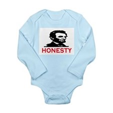 HONESTY Long Sleeve Infant Bodysuit