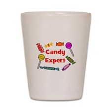 CANDY EXPERT Shot Glass