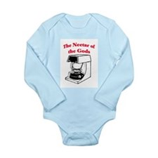 NECTAR OF THE GODS Long Sleeve Infant Bodysuit