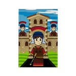 Roman Soldiers at Fort Magnet (10 Pk)