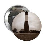"Tybee Island lighthouse 7 2.25"" Button (10 pack)"