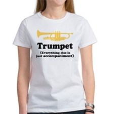 Funny Trumpet Gift Women's T-Shirt
