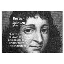 Philosopher Baruch Spinoza