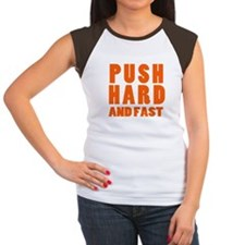 Push Hard And Fast CPR Shirt Tee