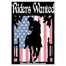 TEA Riders Wanted