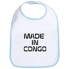 Made in Congo Bib