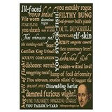Shakespeare Insults