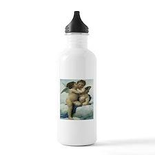 """""""Angel Kiss"""" Water Bottle"""