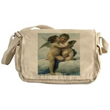 """Angel Kiss"" Messenger Bag"