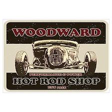 Woodward Hot Rod Shop