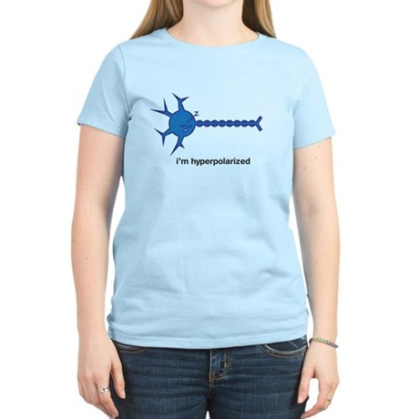 I'm hyperpolarized Women's Light T-Shirt