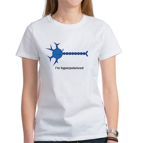 I'm hyperpolarized Women's T-Shirt