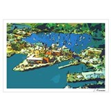 Woods Hole Arial View