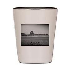 Fort Pulaski National Monumen Shot Glass