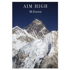Aim High Mt Everest