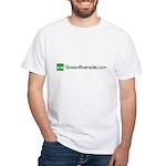 GreenRiverside.com Facebook t-shirt
