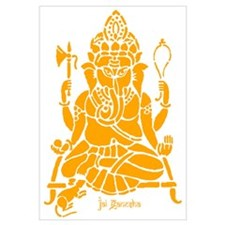 Jai Ganesh (Orange)