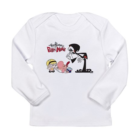 The Grim Adventures Long Sleeve Infant T-Shirt