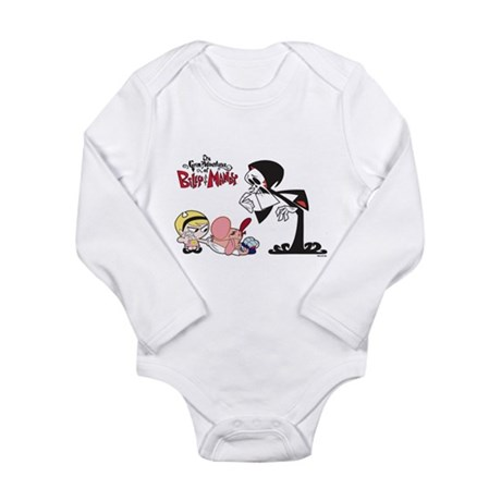 The Grim Adventures Long Sleeve Infant Bodysuit