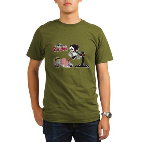 The Grim Adventures Organic Mens Dark T-Shirt