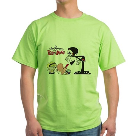 The Grim Adventures Green T-Shirt