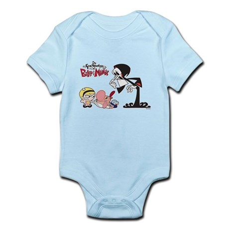 The Grim Adventures Infant Bodysuit