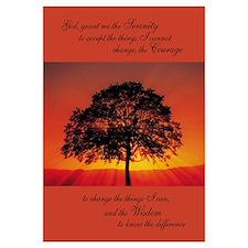 Serenity Prayer - 18x20